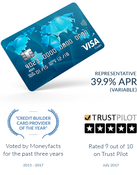 Credit building credit cards build your credit rating vanquis why vanquis visa classic youll start ccuart Images
