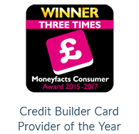 Our credit builder card provider awards vanquis our awards reheart Image collections